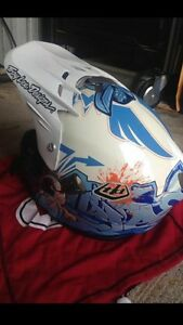 Troy lee designs helmet Mtb downhill Currans Hill Camden Area Preview