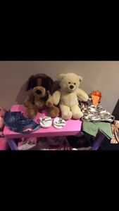 Huge Build A Bear lot -like new Oakville / Halton Region Toronto (GTA) image 2