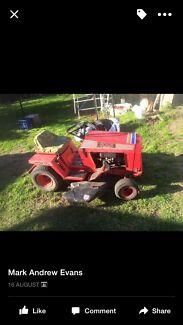Rover ride on mower Heddon Greta Cessnock Area Preview