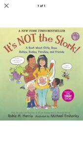 It's Not The Stork