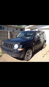 For Sale 2011 Jeep Patriot