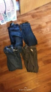 Ten pairs of jeans for 60$