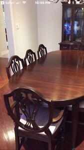 Iso Gibbard Dining Room Chairs