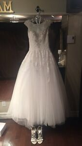 Superbe robe de mariée Allure Couture