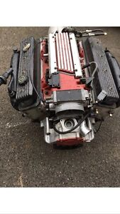 Fuel injected 350 chev with alloy heads Frankston Frankston Area Preview