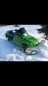 1999 arctic cat zr700