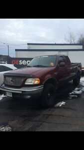 2003 Ford 150 FX4