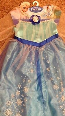 Disney Princess Elsa Frozen Costume Present A Disney Halloween Play Let It Go - A Princess Costume