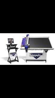Wizard 8500e CMC (Computerised Mat Cutter) - Picture Framing Equipment