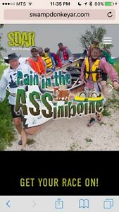 Registration for Pain in The Assiniboine