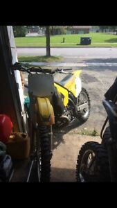 1996 rm 250 fully rebuilt with parts