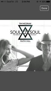 Soul2Soul The World Tour - SaskTel Centre
