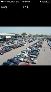 1.8 acres major car lot for rent central Calgary