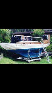 26' Stella Folk Boat