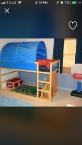 IKEA Bunk bed twin size for kids