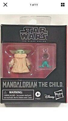 "Star Wars Black Series The Child figure 1:12 6"" scale 2020 Mandalorian Baby Yoda"