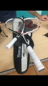 Squash/tennis racket Waterford Logan Area Preview
