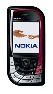 Unlocked  Nokia 7610 with box