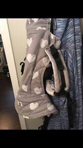 Baby size Greyson Lenny lamb carrier