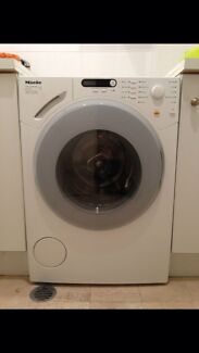 Miele honeycomb washing machine  Beecroft Hornsby Area Preview