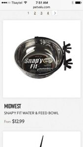Mid West Snappy Fit Bowls