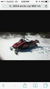 Looking for 2004 Arctic Cat 1M parts sled