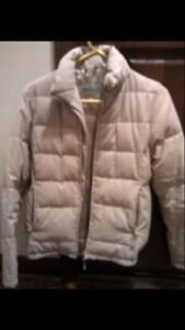 Puffer down filled jacket