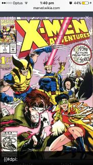 X Men Adventures