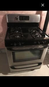 Kenmore gas stove