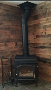 Looking for Small Wood Stove or Fire Place