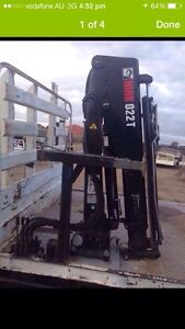 Crane Hiab 2,2 T with tray West Swan Swan Area Preview