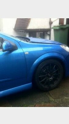 12mm Gloss Blue Bonnet Raisers Ford Escort Rs Turbo S1 S2 Turbo Mondeo MK2 ST