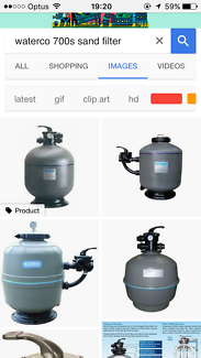 Waterco s700 Sand Filter