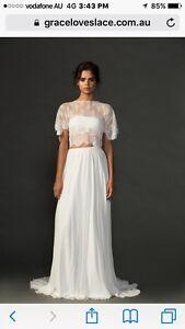 Wedding dress Grace Loves Lace Faulconbridge Blue Mountains Preview