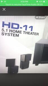 Cinema maison de luxe Bluetooth