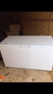 Brand new chest freezer