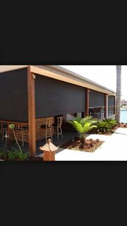 Outdoor Blinds / Patio Blinds Kunda Park Maroochydore Area Preview