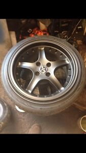 Mustang rims for sale.
