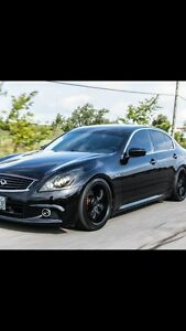2010 G37XS 65k NO ACCIDENTS- clean car proof