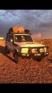 2020 Toyota Landcruiser Gxl (4x4) 5 Sp Manual 4d Wagon