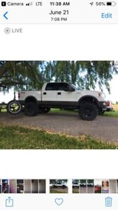 Lifted truck for sale
