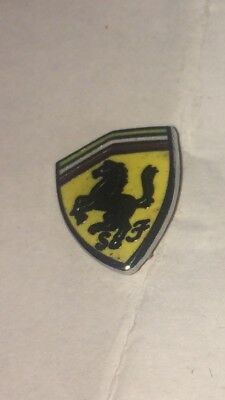 Rare vintage Ferrari pin badge