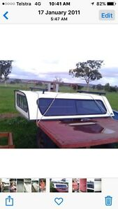 Canopy for toyota hilux Gerogery Greater Hume Area Preview