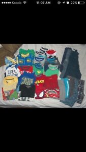 2T/3T Boy Toddler Clothing