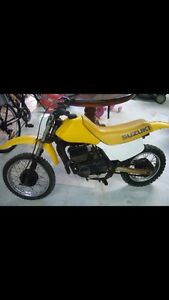 Looking for a ds 80 parts bike