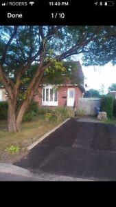 Maison a vendre a Brossard