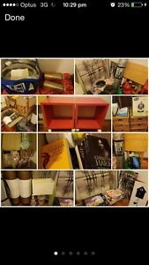 Bedside table , kitchen , books , toys bric a brac Raymond Terrace Port Stephens Area Preview
