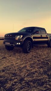 Ford Raptor Reduced