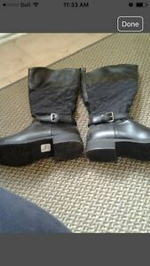 Wide calf tall boots size 9