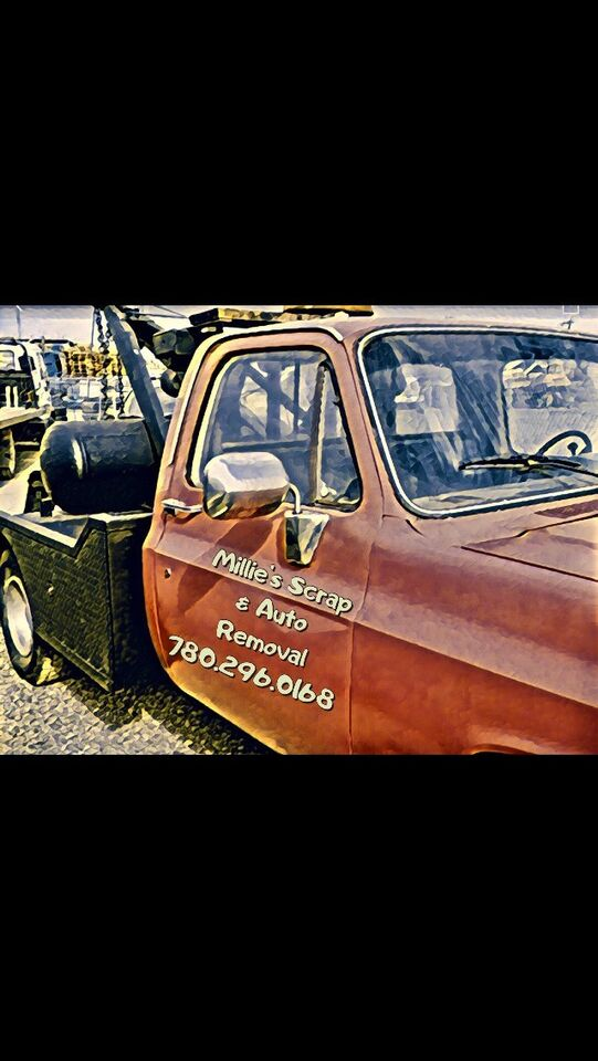 Free removal of unwanted vehicles | Classic Cars | Grande Prairie ...